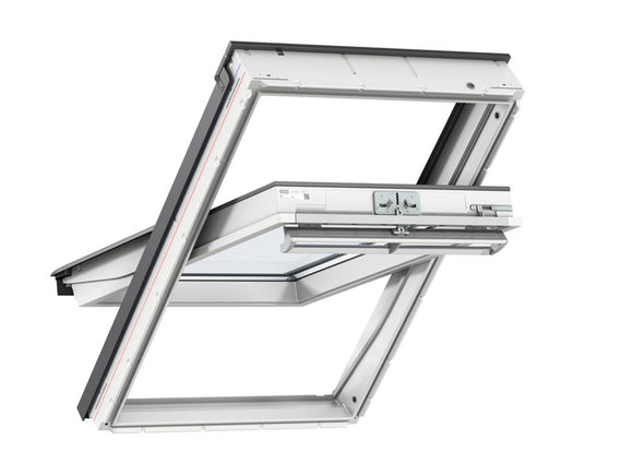 Velux White Pu Centre Pivot Roof Window - 78X98Cm - T.O'Higgins Homevalue - Galway