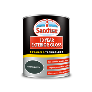 Sandtex 10 Year Gloss Green 750ml - T.O'Higgins Homevalue - Galway