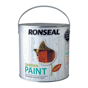 Ronseal Garden Paint 2.5L Terracotta - T.O'Higgins Homevalue - Galway