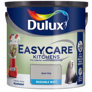 Dulux Easycare Kitchens Apron Grey  2.5L - T.O'Higgins Homevalue - Galway