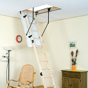 Oman Loft Ladder 120Cm X 60Cm Termo Trap Door Only - T.O'Higgins Homevalue - Galway