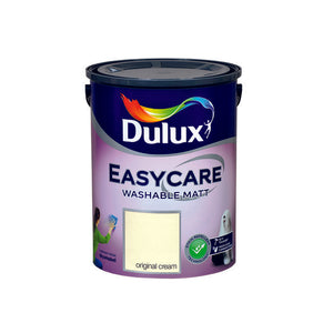 Dulux Easycare Original Cream 5L - T.O'Higgins Homevalue - Galway