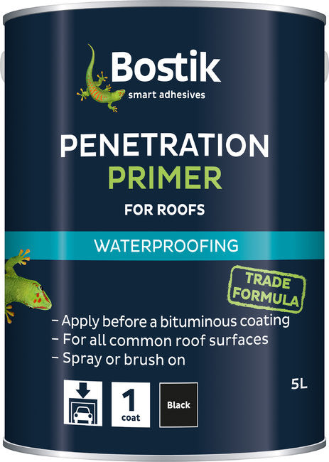 Bostik Rito Penetration Primer For Roofs 5L - T.O'Higgins Homevalue - Galway