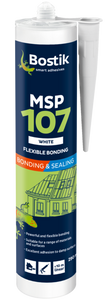 Bostik Msp107 White 290Ml Cartridge - T.O'Higgins Homevalue - Galway