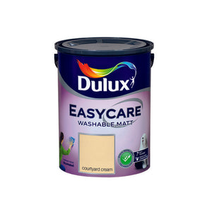 Dulux Easycare Courtyard Cream 5L - T.O'Higgins Homevalue - Galway