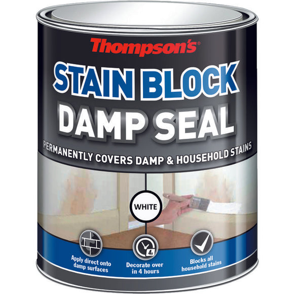Thompson's Stain Block Damp Seal 750ml - T.O'Higgins Homevalue - Galway