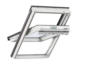 Velux White Pu Centre Pivot Roof Window - 55X98Cm - T.O'Higgins Homevalue - Galway