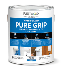 Fleetwood Pure Grip Water Based Primer 1Ltr - T.O'Higgins Homevalue - Galway
