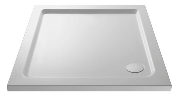 Pearlstone  900X 900X 40mm Square Shower Tray - T.O'Higgins Homevalue - Galway