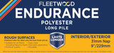 Fleetwood Endurance Long Pile Sleeve 9 inch - T.O'Higgins Homevalue - Galway