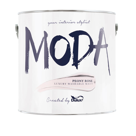 Dulux Moda Peony Rose 2.5L - T.O'Higgins Homevalue - Galway