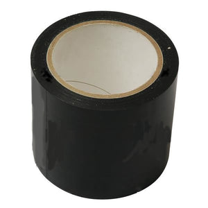 Silage Tape 75mm X 18M  Black Agri Tape - T.O'Higgins Homevalue - Galway
