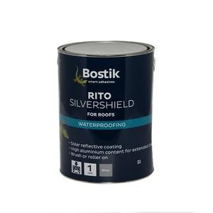 Bostik Rito Silvershield 5L - T.O'Higgins Homevalue - Galway