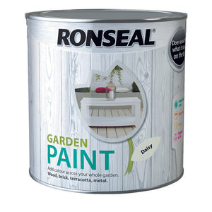 Ronseal Garden Paint 2.5L Daisy - T.O'Higgins Homevalue - Galway