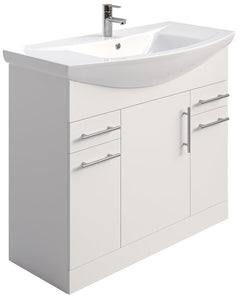 Sonas Belmont 105cm Vanity Unit and Basin - T.O'Higgins Homevalue - Galway