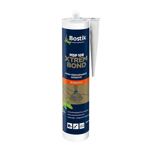 Bostik Msp108 White 290Ml - T.O'Higgins Homevalue - Galway