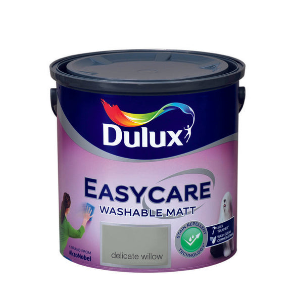 Dulux Easycare Delicate Willow 2.5L - T.O'Higgins Homevalue - Galway