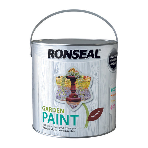 Ronseal Garden Paint 2.5L Bramble - T.O'Higgins Homevalue - Galway
