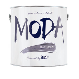 Dulux Moda Frosted Fig  2.5L - T.O'Higgins Homevalue - Galway
