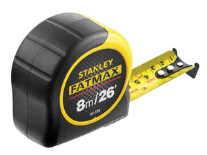 Stanley Fatmax Tape 8m 26ft - T.O'Higgins Homevalue - Galway