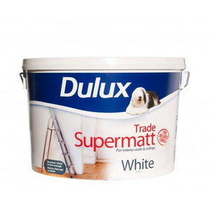 Dulux Supermatt 10L - T.O'Higgins Homevalue - Galway