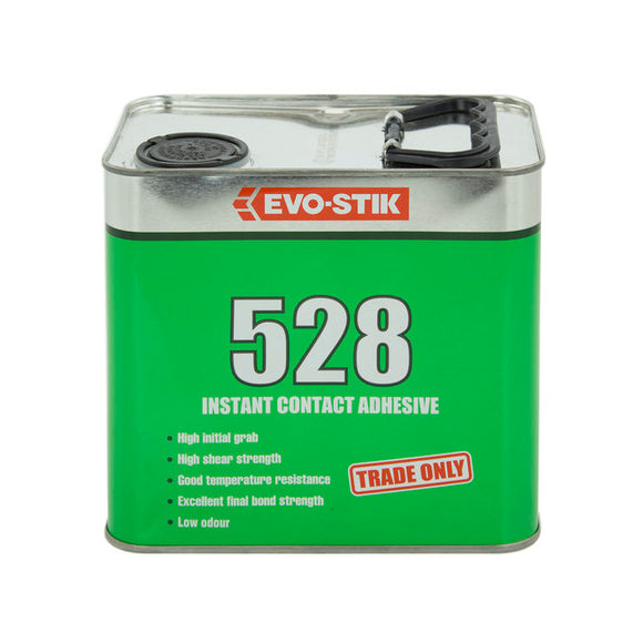 Evo-Stik 528 Contact Adhesive 2.5L - T.O'Higgins Homevalue - Galway