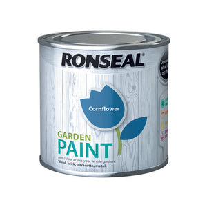Ronseal Garden Paint 250ml Cornflower - T.O'Higgins Homevalue - Galway