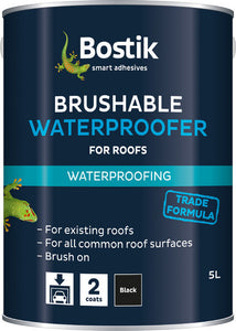 Brushable Waterproofer For Roofs 5L - T.O'Higgins Homevalue - Galway