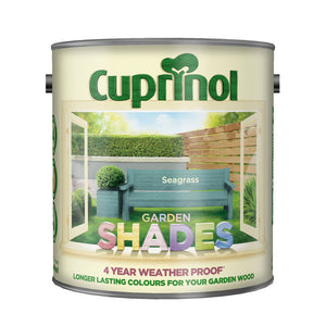 Cuprinol Garden Shades Seagrass 2.5L - T.O'Higgins Homevalue - Galway