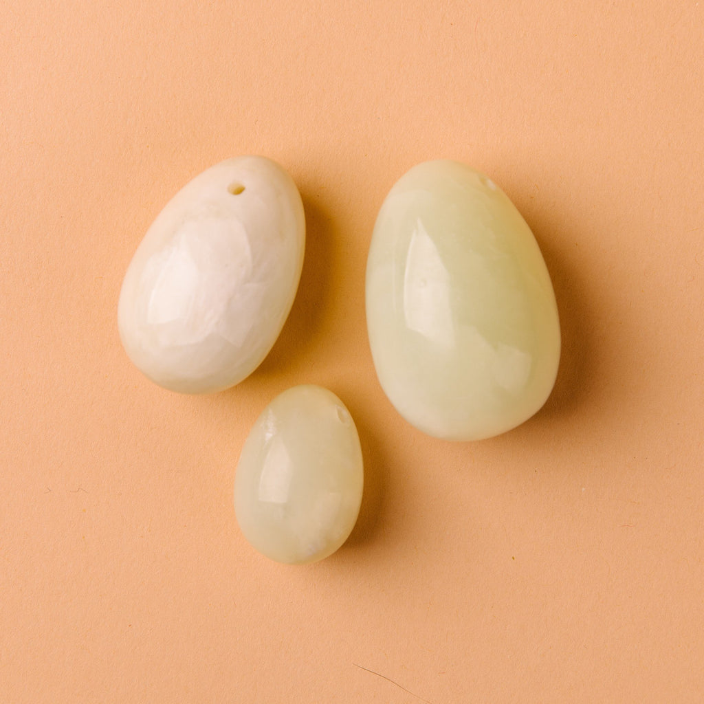 Set of 3 Yoni Eggs