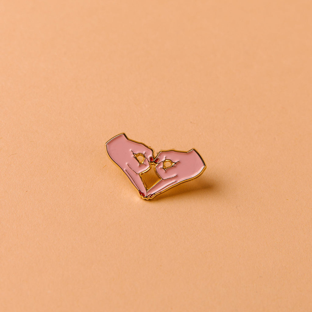 Ovary Gang Pin