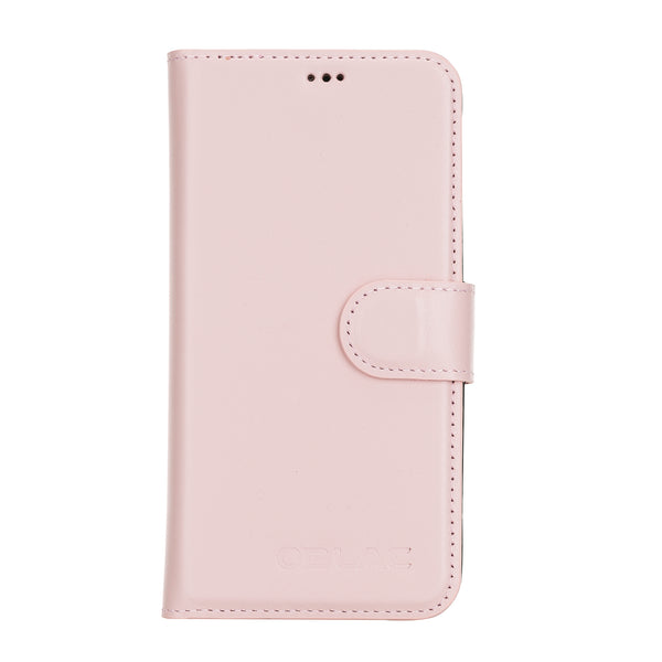 "Magic Case iPhone 12 (6.1"") - Nude Roze - Oblac"
