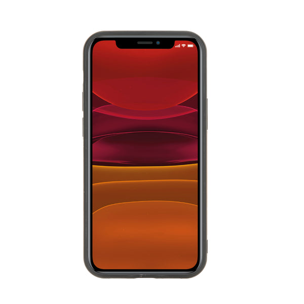 "Flex Cover iPhone 12 Mini (5.4"") - Cognac Bruin - Oblac"