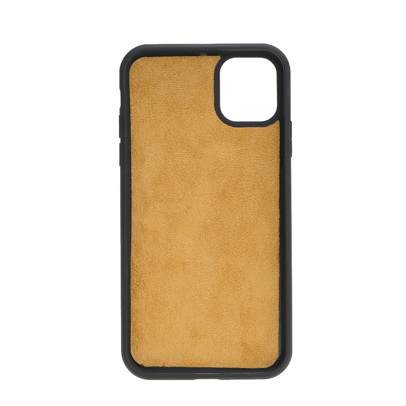 Magic Case Iphone 11 - Tuscany Geel - Oblac