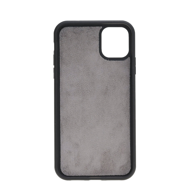 Magic Case Iphone 11 - Rustiek Grijs - Oblac