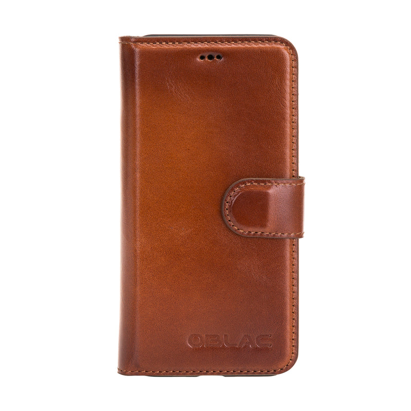 Magic Case Iphone 11 Pro Max - Cognac Bruin - Oblac