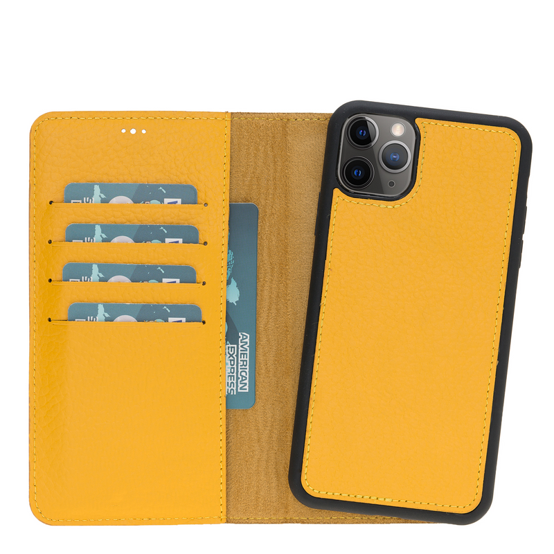 Magic Case Iphone 11 Pro Max - Tuscany Geel - Oblac