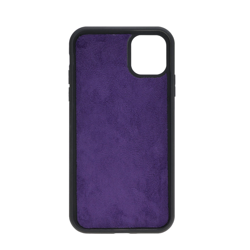 Magic Case Iphone 11 Pro Max - Antiek Paars - Oblac