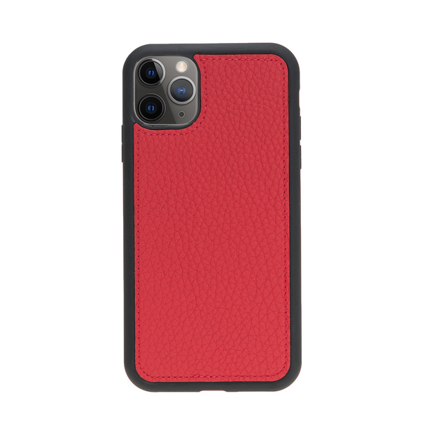 Magic Case Iphone 11 Pro Max - Ferrari Rood - Oblac