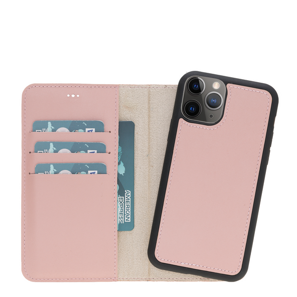 Magic Case Iphone 11 Pro - Nude Roze - Oblac