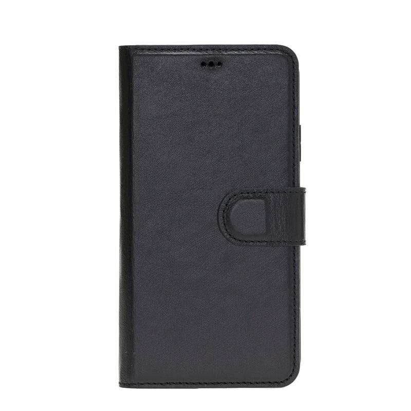 Magic Case Iphone 11 - Rustiek Zwart - Oblac