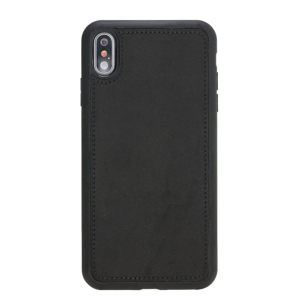 Magic Case Iphone X / XS Max - Antiek Zwart - Oblac