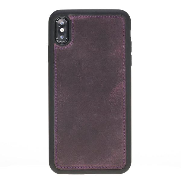 Magic Case Iphone X / XS Max - Antiek Paars - Oblac