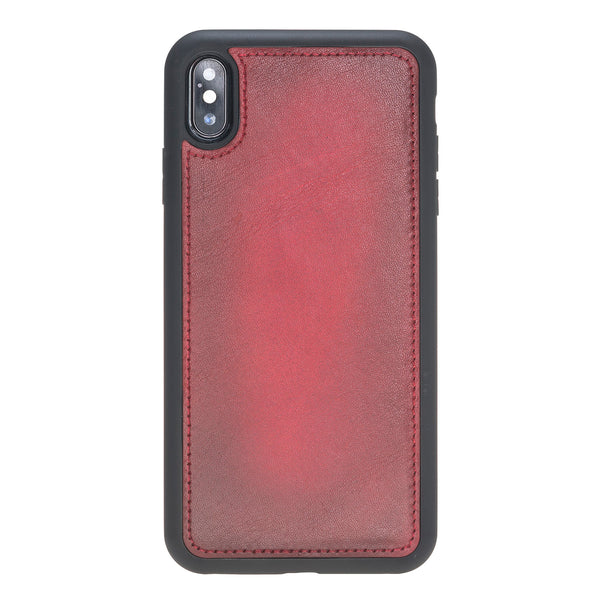 Magic Case Iphone X / XS Max - Karmijn Rood - Oblac