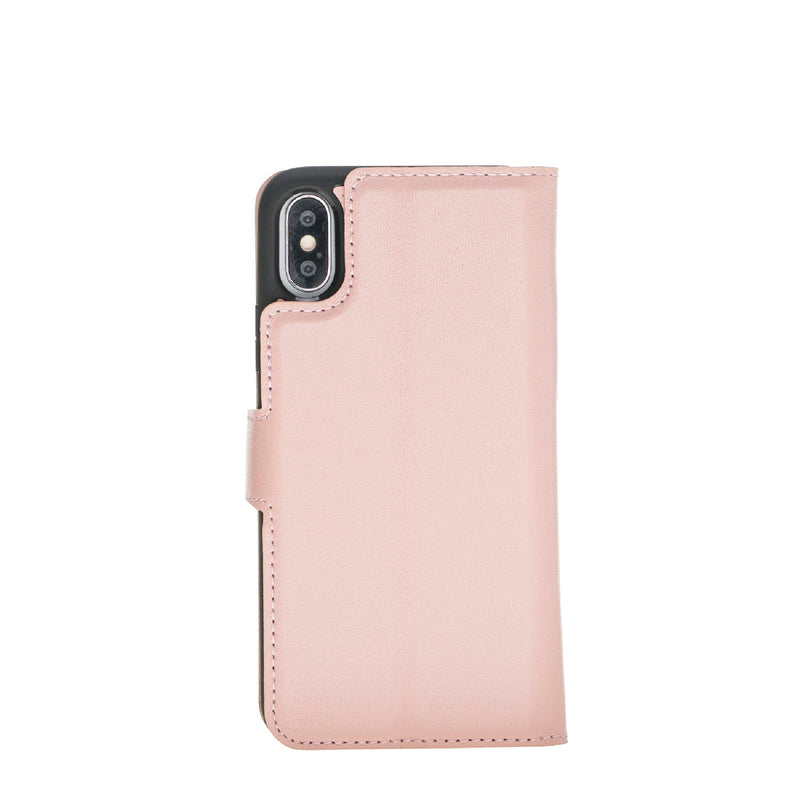 Magic Case Iphone X / XS - Nude Roze - Oblac