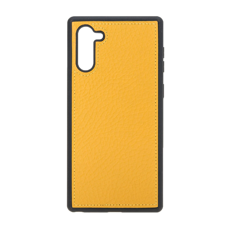 Magic Case Samsung Note 10 - Tuscany Geel - Oblac