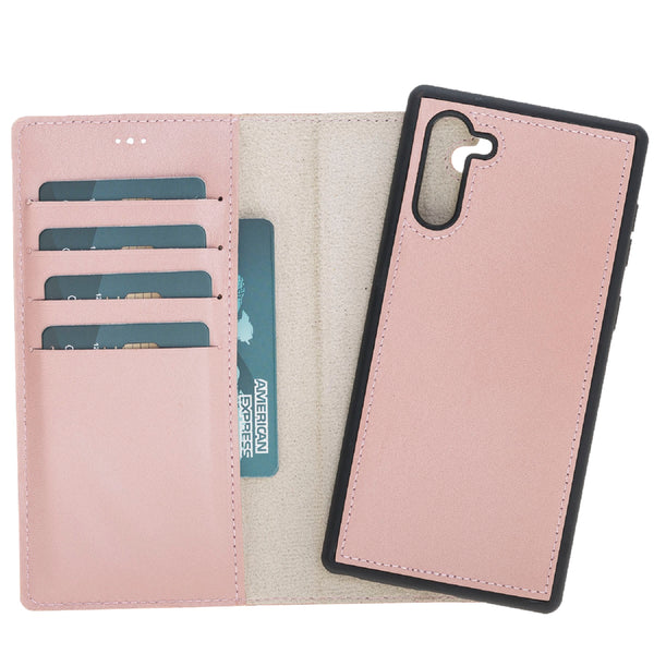 Magic Case Samsung Note 10 - Nude Roze - Oblac