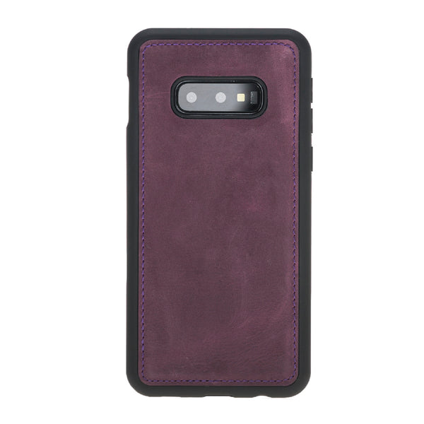 Magic Case Samsung S10 Edge - Antiek Paars - Oblac
