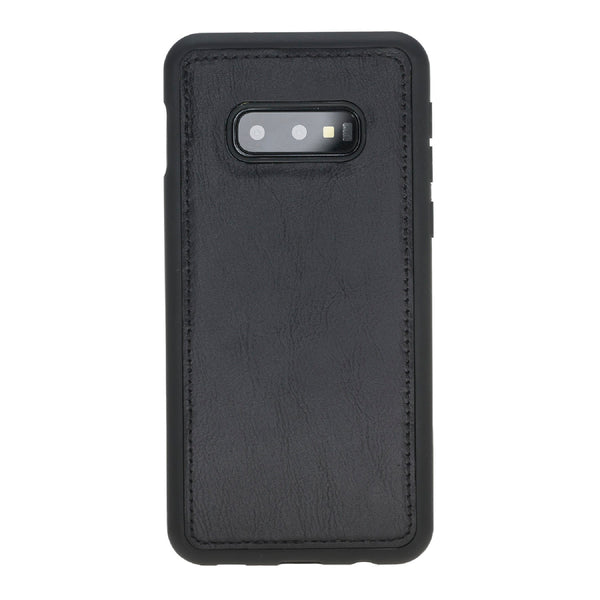 Magic Case Samsung S10 Edge - Rustiek Zwart - Oblac