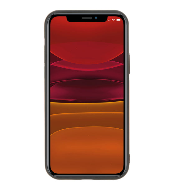 "Flex Cover iPhone 12 Pro (6.1"") - Cognac Bruin - Oblac"
